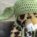 Crochet Baby Yoda Hat Pattern
