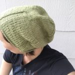 Kami Knitted Hat Pattern