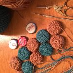 Crocheted Bottle Caps