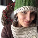 Chunky Knit Hat made by marni