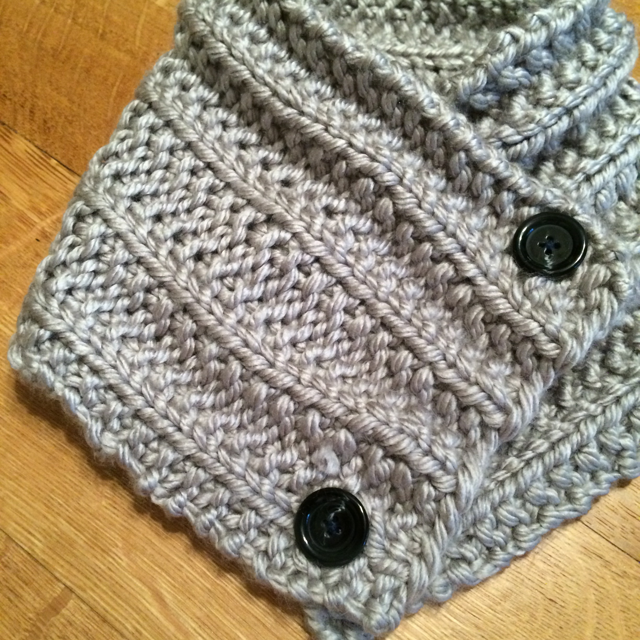 Knitted Neck Warmer | marni made it