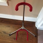 Guitar Stand Cozy made by marni