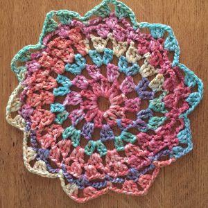 Small Flower Doily pattern by Olga Poltava
