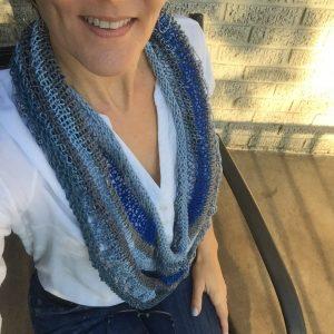 Free Knitting Pattern - IMAGINE COWL
