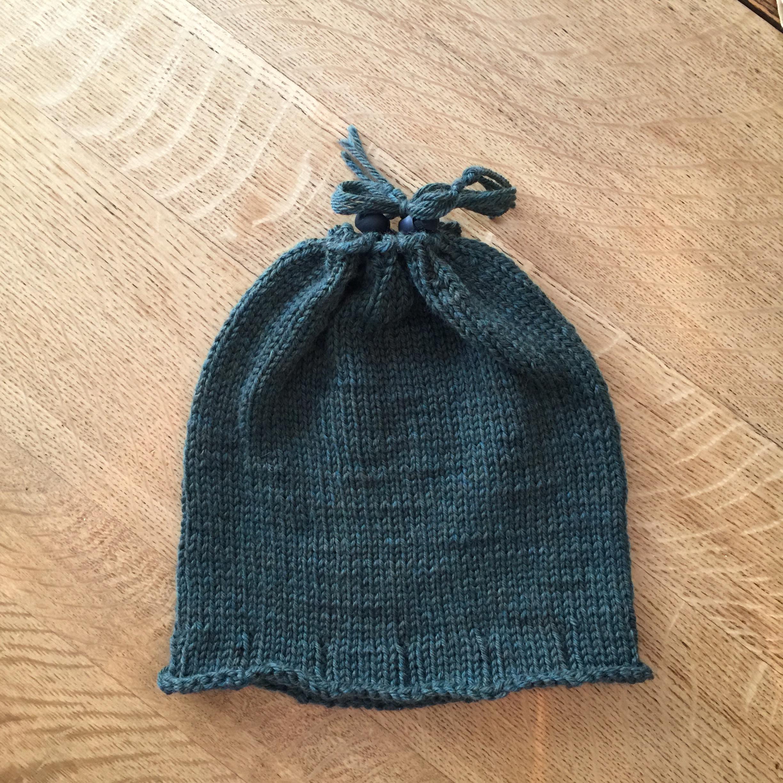 Hat Cowl #2 Free Knitting Pattern | marni made it