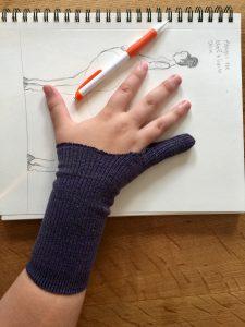 DIY Smudge Guard Gloves