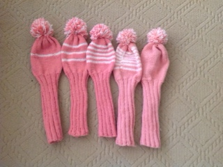 Handknit Golf Club Covers Marni Made It