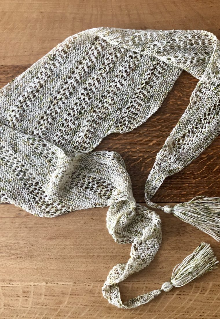 Simply Stylish Scarf Knitting Pattern Review